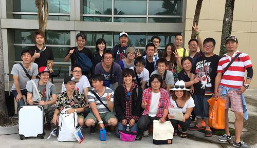 2015 グアム社員旅行