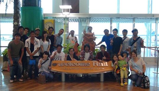 2013 沖縄社員旅行