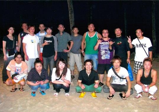 2012 グアム社員旅行
